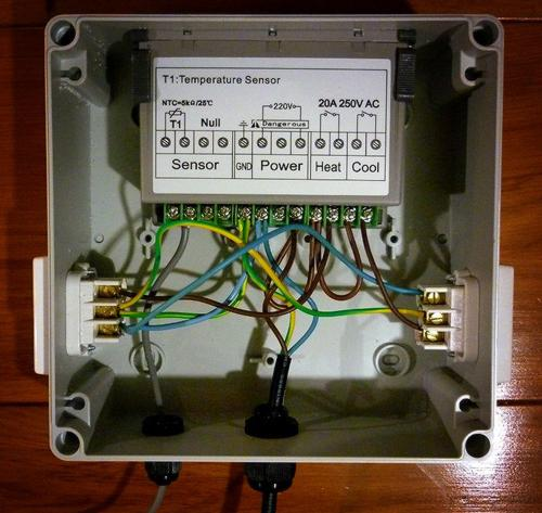 tempmate wiring
